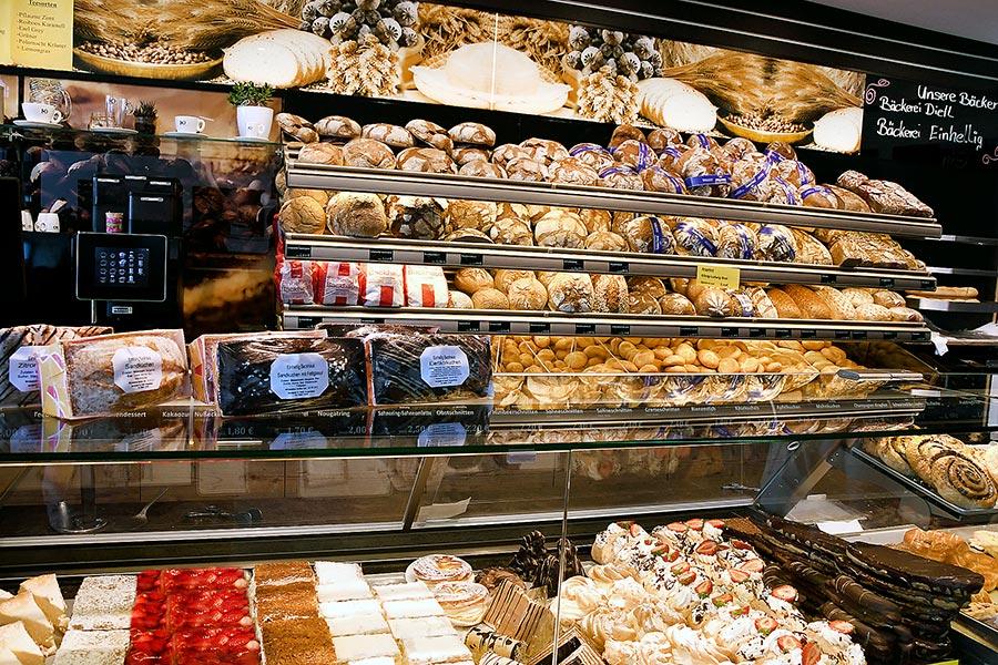 Stellenangebot der Bäckerei im EDEKA Eder